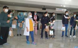 كورونا..المغرب يسجل رقم قياسي جديد في حالات الشفاء خلال 24 ساعة