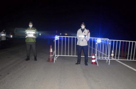 الناظور يسجل 71 اصابة جديدة بكورونا والسلطات تمنع التجول الليلي
