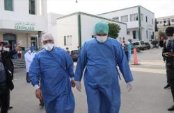 اجمالي الاصابات بفيروس كورونا يتجاوز 94 الف في المغرب