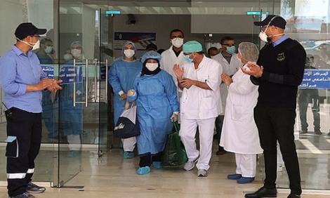 اقليم الدريوش ينتصر على فيروس كورونا والناظور في الطريق