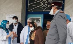 المغرب.. حالات الشفاء من كورونا ترتفع إلى 359 والاصابات : 3186