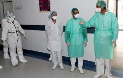 كورونا بالمغرب .. عدد المصابين الذين يتابعون العلاج ينخفض الى اقل من 1400