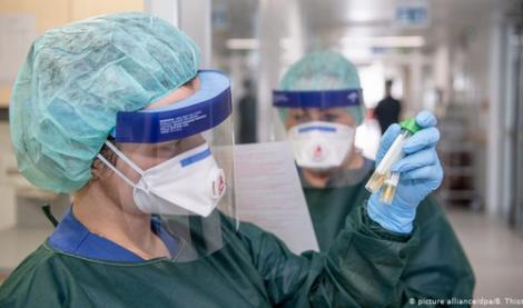 توزيع حالات الاصابة بفيروس كورونا في المغرب حسب الاقاليم