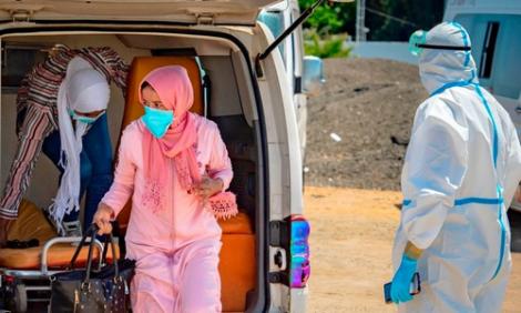 رقم قياسي جديد.. البؤر الوبائية ترفع عدد الاصابات بكورونا بالمغرب