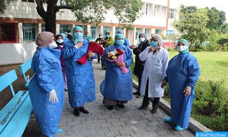 المغرب.. نسبة التعافي من فيروس كورونا تناهز 85 في المائة