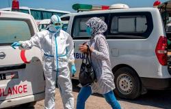 الحسيمة.. انخفاض كبير في عدد اصابات بكورونا بين شهري مارس وابريل