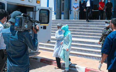 الحسيمة.. 18 حالة اصابة جديدة بفيروس كورونا خلال 24 ساعة