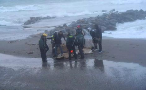 بحر سبتة يلفظ جثث مهاجرين سريين