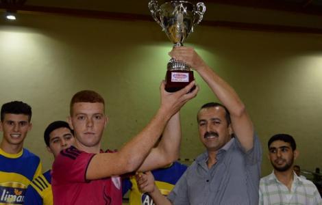 إسدال الستار على دوري رمضاني في كرة القدم المصغرة ببني بوعياش