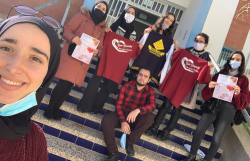 الحسيمة.. طلبة المدرسة العليا للمعادن ينخرطون في حملة وطنية للتبرع بالدم