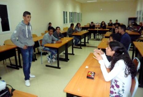 النادي المعلوماتي بمدرسة ENSAH بالحسيمة ينظم لقاء تواصليا