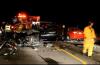 إصابة مغربية في حادثة سير خطيرة في إسبانيا