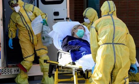 عدد الوفيات بفيروس كورونا يتجاوز 10 الاف في اسبانيا