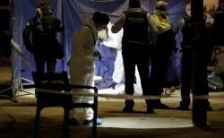 طعنة سكين تنهي حياة شاب مغربي وسط ساحة عمومية في إسبانيا