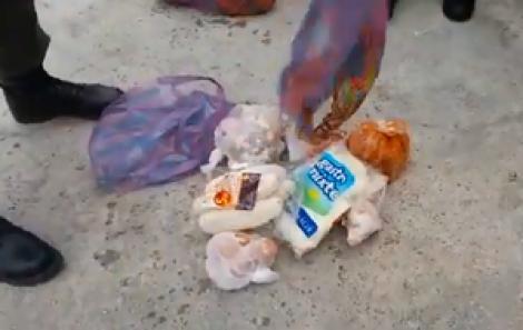 ضبط مواد غذائية فاسدة بمدينة الحسيمة