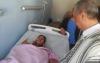 تفاعلا مع الفيسبوك.. عامل الحسيمة يتدخل لنقل مريض الى المستشفى الجامعي بوجدة