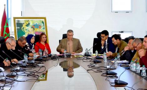 مجلس جماعة امزورن يصادق على دعم جمعية مساعدة المصابين بالقصور الكلوي
