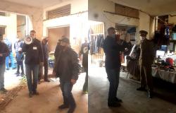 السلطة المحلية تحارب التجارة العشوائية بمدينة الحسيمة