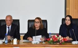 مكتب مجلس جهة الشمال مهدد بالسقوط لعدم قانونيته