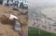 امطار طوفانية تُغرق مدينة تطوان