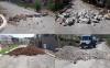 مواطنون بمدينة الحسيمة يغلقون الشوارع بالاحجار والاتربة