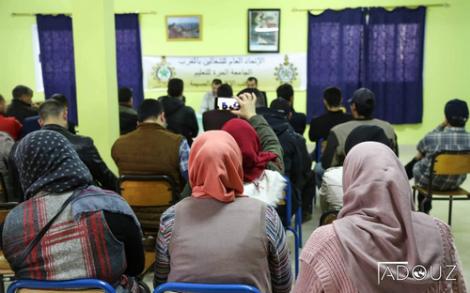 الجامعة الحرة للتعليم بالحسيمة تهيكل فروعها وتنتخب أحمد قدور كاتبا محليا ببني بوفراح