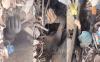 انقاذ 8 مغاربة حاولوا الهجرة الى اسبانيا بطريقة خطيرة  (فيديو)