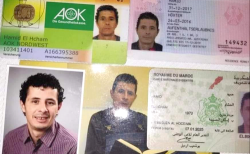 البحث عن عائلة مهاجر مغربي من اقليم الحسيمة توفي في المانيا