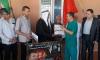 عائلة الريفي في فلسطين تزور المستشفى المغربي الميداني في غزة