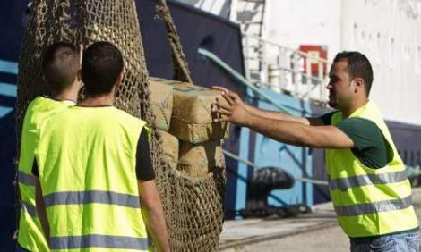 تقرير ايطالي يتحدث عن خط نشيط لنقل الحشيش بين الناظور وليبيا
