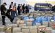 حجز ازيد من 15 طنا من مخدر الشيرا في شاحنة بمدينة طنجة