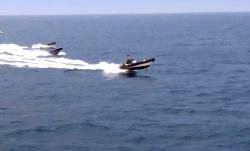 اسبانيا تفكك شبكة دولية لتهريب المخدرات تنشط قرب سواحل الريف (فيديو)