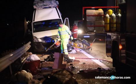 حادثة سير خطيرة تنهي حياة مواطن مغربي في اسبانيا