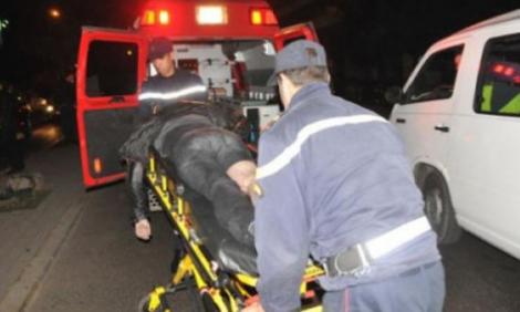 سيارة تقتل شخصين وتصيب اخر بجروح خطيرة بالرواضي (صور)