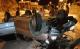 حادثة سير خطيرة على الطريق الوطنية الرابطة بين امزورن والحسيمة