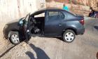 اصابة شخص في حادثة سير بمدخل مدينة الحسيمة