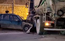 عدم احترام قانون السير يستبب في حادثة قرب مدينة الحسيمة
