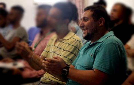 معتقل الحراك يوسف الحمديوي يحصل على نقطة مشرفة في امتحانات الماستر
