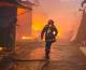 حريق سوق الثلاثاء بالحسيمة