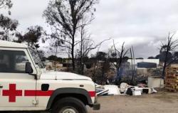 مصرع مغربي اثر حريق كوخ نواحي منطقة هويلفا بإسبانيا