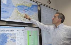 هزة أرضية بقوة 3,5 درجات تضرب سواحل اقليم الدريوش