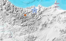 هزة ارضية خفيفة تضرب اقليم الحسيمة