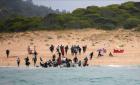 إجهاض عملية للهجرة السرية من سواحل تمسمان