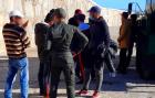 """البحرية المغربية تعترض قارب على متنه 13 """"حراكا"""" اغلبهم من الحسيمة"""