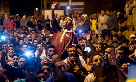 ابرز ناشط حراكي في امزورن يغادر السجن بعد سنتين ونصف من الاعتقال