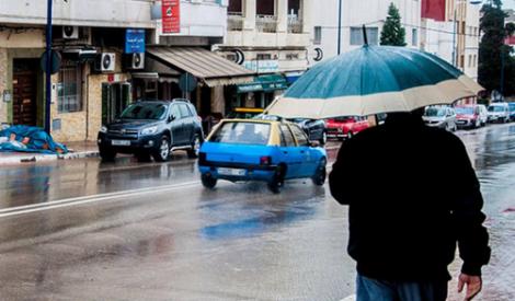 مديرية الارصاد تتوقع تساقطات مطرية مهمة باقليم الحسيمة