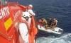 """اسبانيا .. انقاذ ثلاثة شبان ابحروا من الحسيمة على متن """"جيتسكي"""""""