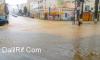 """الامطار تُغرق الحسيمة وتكشف اختلالات في مشاريع """"منارة المتوسط"""""""