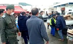 سلطات مدينة الحسيمة تطلق حملة واسعة لتحرير الملك العام (فيديو)