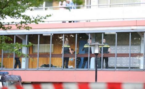 تصفية شاب ينحدر من الحسيمة رميا بالرصاص في امستردام (فيديو)
